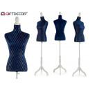 wholesale Business Equipment: extendable mannequin velvet blue wall art