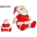 figure santa claus sitting