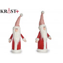 small santa claus figure 35 cm