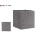 wholesale Decoration:organizer box 30 cm gray