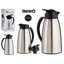 wholesale Thermos jugs: thermos jug 1l stainless steel