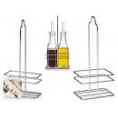 wholesale Food & Beverage:metal cruet oil holder
