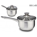 wholesale Household & Kitchen: 16cm stainless steel saucepan with handles