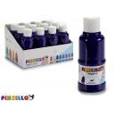 bottle paint tempera 120 ml purple