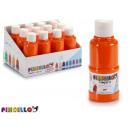 ingrosso Giardinaggio & Bricolage: tempera bottiglia di pittura 120 ml arancio