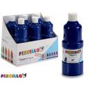mayorista Casa y cocina: bote pintura tempera 400 ml azul oscuro