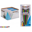 set of 10 paint brushes