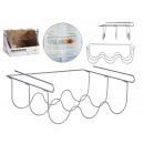 Metallflaschen-Organizer 40cm