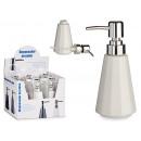 wholesale Drugstore & Beauty: ceramic soap dispenser bars white