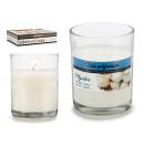 nagyker Drogéria és kozmetika: gyertya illatos kerek üveg pamut