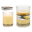 Großhandel Raumsprays & Duftöle: Vanille duftende runde Glaskerze