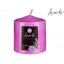 lavender fragrance candle 30h