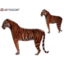 wholesale Cushions & Blankets: tiger silhouette cushion 78cm long