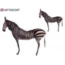 cuscino sagoma zebra lungo 78 cm