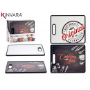 wholesale Household & Kitchen: cutting board 38x30cm original, 2 times assorted