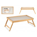 wholesale Garden & DIY store: folding wooden table with handles