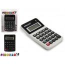 small calculator 2col black white