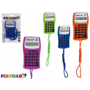 calculator pocket colors 4 times assorted