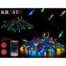 led strip 4,5m 50leds outdoor multicolor light