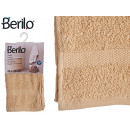 Handtuch glatt 30x50 cremefarben