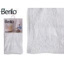 Handtuch glatt 30x50 weiß