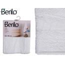Handtuch glatt 50x90 weiß