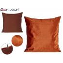 Kissen Samt orange 60x60cm