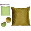Kissen Samt grün 60x60cm