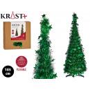 Christmas tree 105cm green foam mat