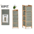wholesale Other: dark gray 4-drawer cabinet
