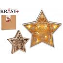 wooden star christmas motifs grd c