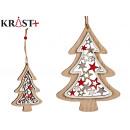 tree wood christmas small pages hang