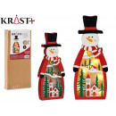 figure wood christmas grd 3d c light doll