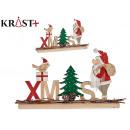 Holzfigur Weihnachten Weihnachten
