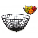 wholesale Household & Kitchen:black steel fruit bowl