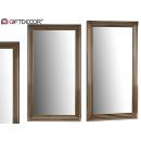 wholesale Mirrors: mirror molding silver stripes 80x30cm
