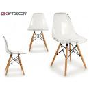 átlátszó szék kirk