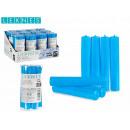 set de 7 accumulateurs cylindre bleu froid