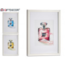 grossiste Parfums: peinture décorative de parfum, couleurs 3 ...