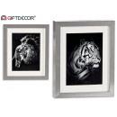 Bild sortiert Löwentiger Silber Profil 23x2