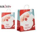 merry christmas jumbo gift bag