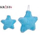 Großhandel Handschuhe: hängende Verzierung des blauen Polsterns c