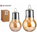 30 led gold 15x25cm decorative bulb