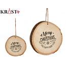 Christmas Merry Christmas Hanging Ornament