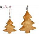 xmas tree christmas ornament yellow