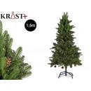 light green christmas tree 150 cm