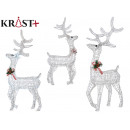 wholesale Other: reindeer 1.2m white light white