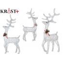 wholesale Other: reindeer 120cm white light white