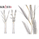 wholesale Other: curly corsage silver white stick assorted