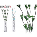 wholesale Other: long black stick green corsage, 2 times assorted